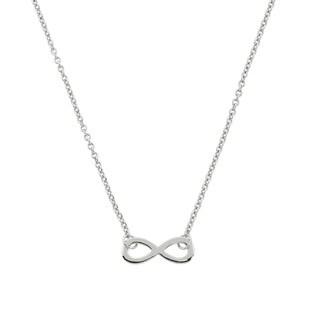 Eternally Haute Infinity Choker/Collar Necklace