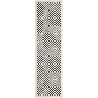 Safavieh Cottage Cream / Anthracite Area Rug Runner (2'3 x 8')
