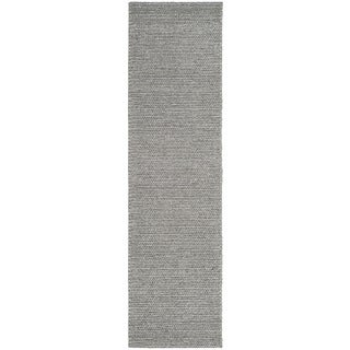 Safavieh Natura Handmade Contemporary Steel Wool Runner (2' 3 x 8')