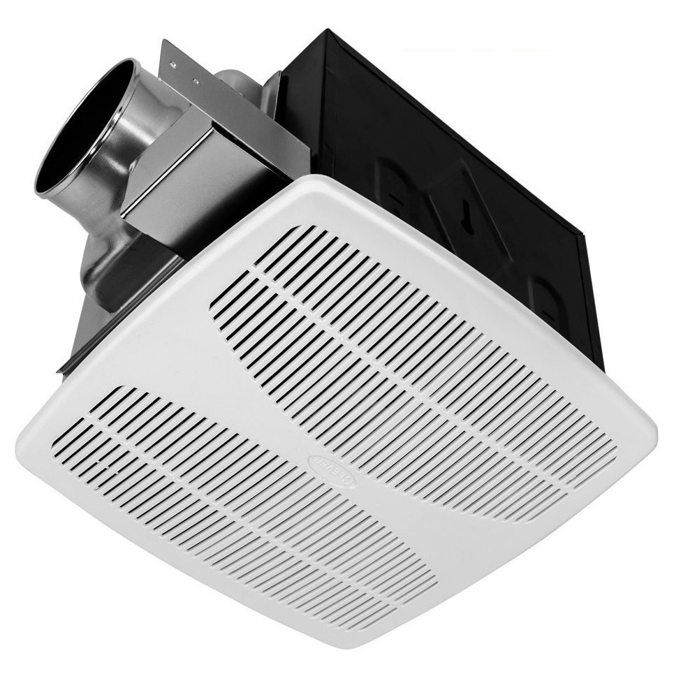 BV Medical R-Tech 110 CFM, 1.5 Sones Bathroom Ventilation...