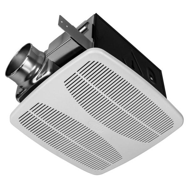Shop R-Tech 140 CFM, 1.5 Sones Bathroom Ventilation and ...