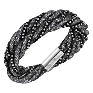 Stardust Crystal Women's Small Twist Bracelet Small