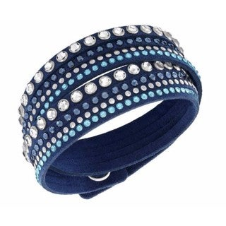 Slake Denim Blue Rock Bracelet