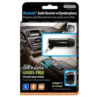 Etcbuys Bluetooth Audio Receiver with Speakerphone