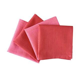 Sustainable Threads Handmade Cotton Table Napkin (Set of 4)(India)