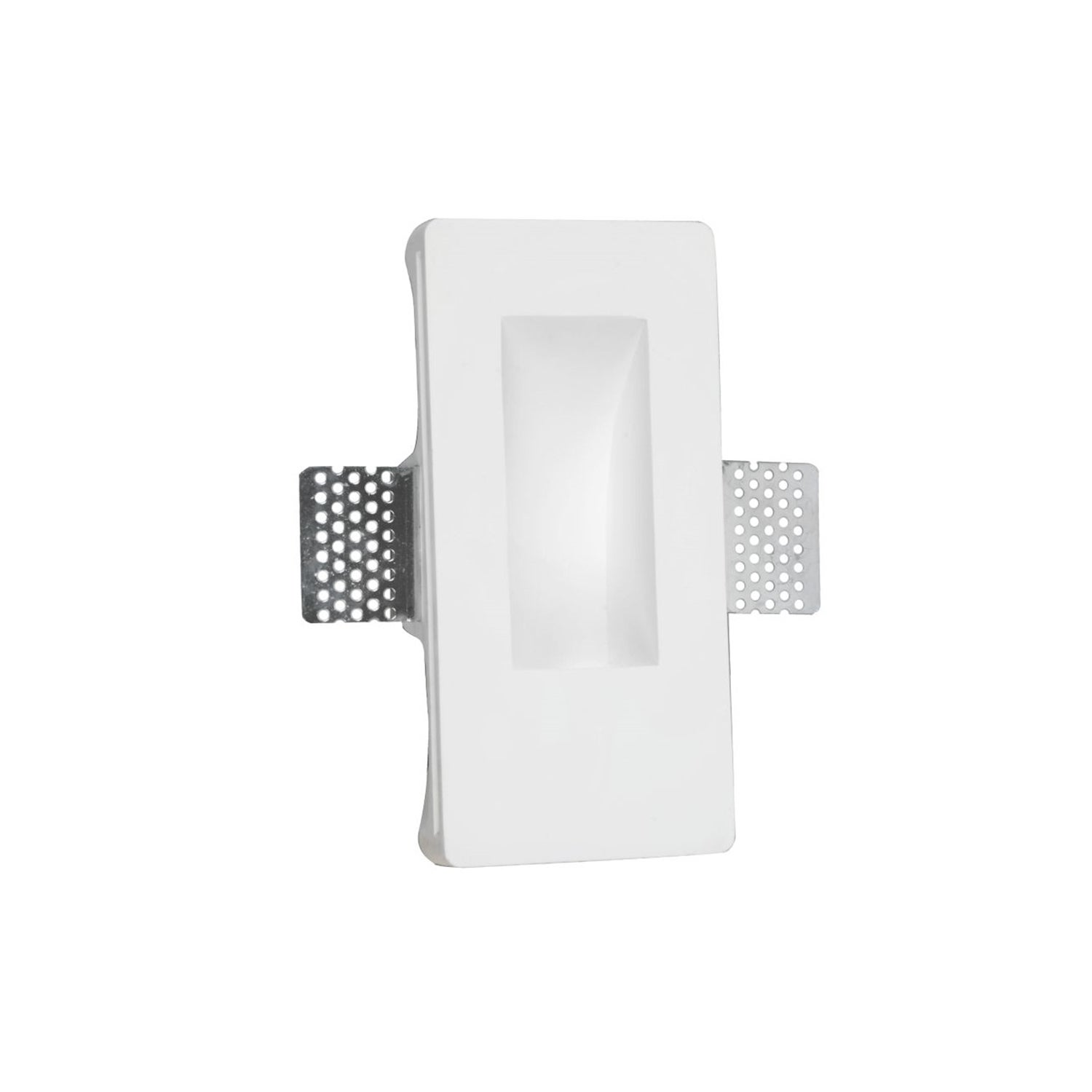 SLV Plastra Rec-Square LED Recessed Paintable Wall Lamp (...