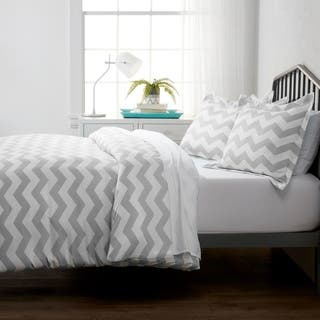 Merit Linens Premium Ultra Soft Arrow Pattern 3 Piece Duvet Cover Set|https://ak1.ostkcdn.com/images/products/14463291/P21024619.jpg?impolicy=medium
