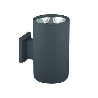 SLV Lighting Big Rox LED Anthracite Up-Down Wall Lamp