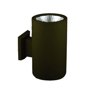 SLV Lighting Big Rox LED Architectural Bronze Up-Down Wall Lamp