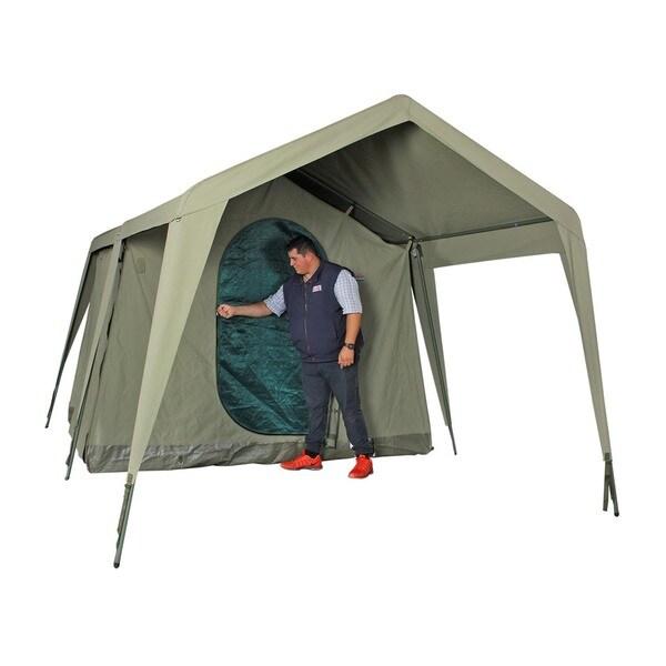 Delta Zulu 3000 Chalet Tent