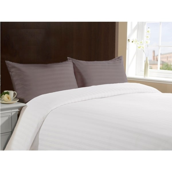 Lasin Bedding 300 TC Cotton Pillowcases or Euro Shams (Set of 2)