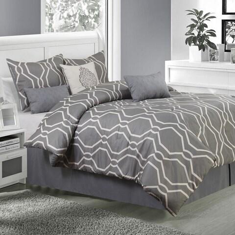 Nanshing Dacian 7 Piece Comforter Set
