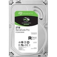 "Seagate Barracuda Pro ST2000DM009 2 TB 3.5"" Internal Hard Drive - SAT"