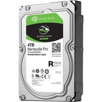 "Seagate Barracuda Pro ST4000DM006 4 TB 3.5"" Internal Hard Drive - SAT"