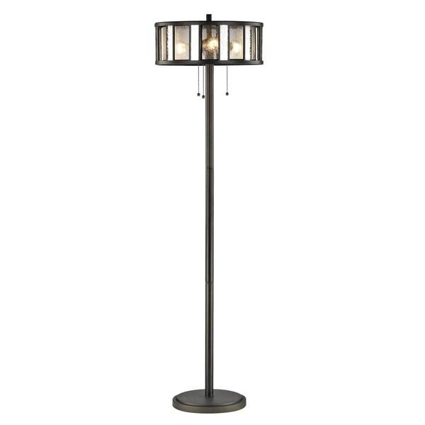 Avery Home Lighting Juturna Bronze 3 Light Floor Lamp