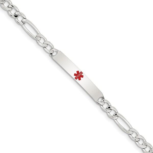 Medical Anchor Link ID Bracelet