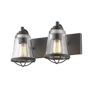 Avery Home Lighting Mariner Bronze 2 Light Vanity