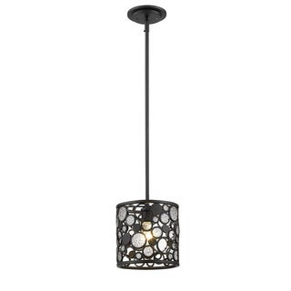 Z-Lite Ariell Bronze 1 Light Mini Pendant