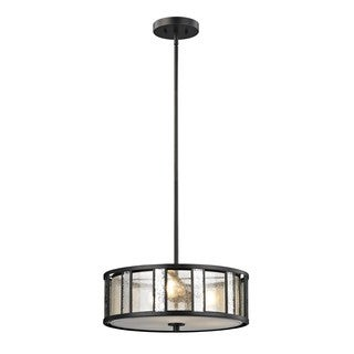 Z-Lite Juturna Bronze 3 Light Pendant