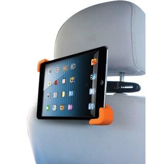 Etcbuys Black Plastic Headrest Tablet Mount