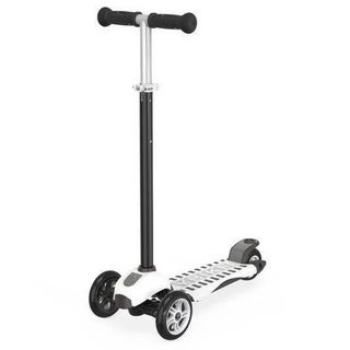 YBike GLX White and Black Pro Scooter