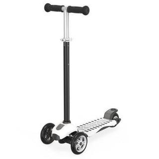 YBike GLX White and Black Pro Scooter