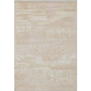 eCarpetGallery Soho Grey Shag Rug (5'5 x 7'7)