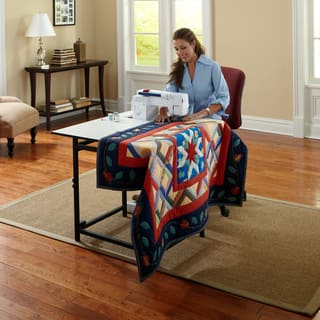 Sullivans Quilt and Sew Sewing Machine Add A Table|https://ak1.ostkcdn.com/images/products/14465645/P21026639.jpg?impolicy=medium