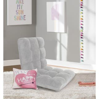 Unique Chairs For Living Room. Chic Home Loungie Armless Quilted Recliner Chair  Grey Kids Toddler Chairs For Less Overstock com