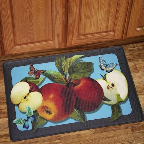 "Delicious Apples Anti-Fatigue Floor Mat (18""x30"")"