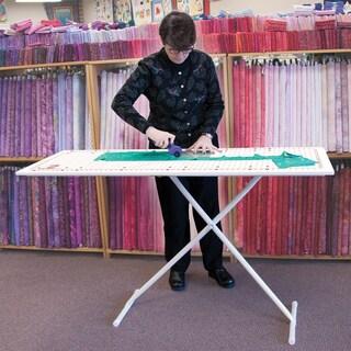Sullivans BetterBoard Adjustable Folding Ironing Overlay Board