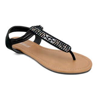 Olivia Miller Women's 'Kiara' Sandals