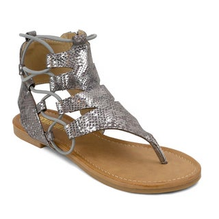 Olivia Miller Zephyra Gladiator Sandals