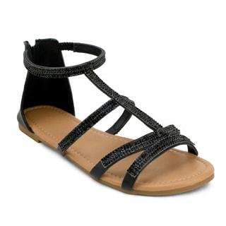 Olivia Miller 'Kenzie' Gladiator Sandals