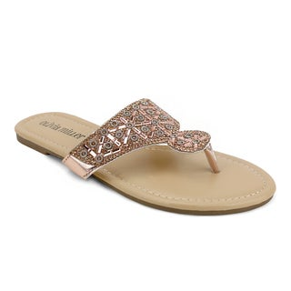 Olivia Miller Women's 'Raelyn' Sandals