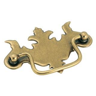 Allison Value Burnished Brass 3-inch (76mm) Center Pull