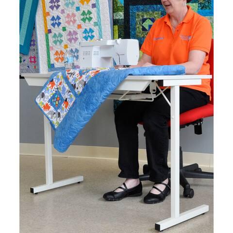Sullivans Folding Sewing Machine Table
