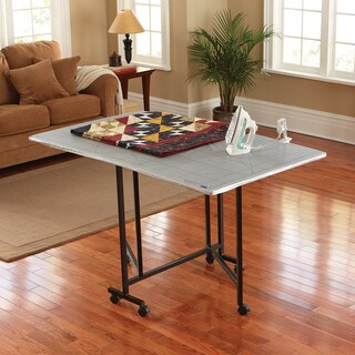 Sullivans Grey Heat-resistant Ironing Cover