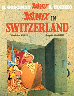 Asterix in Switzerland (Hardcover)