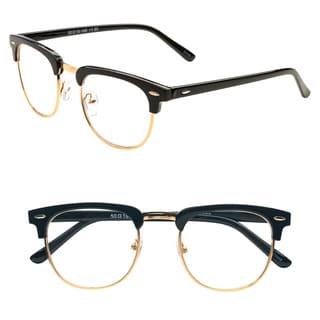 Link to Pop Fashionwear Women's R209 Clubmaster Plastic Reading Glasses Similar Items in Eyeglasses
