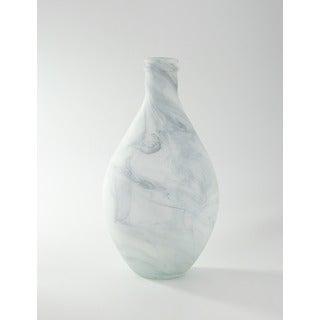 White Marble Art Vase