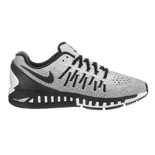 new styles 65a78 ca0aa Shop Nike Men's Air Zoom Odyssey 2 White Synthetic Leather ...