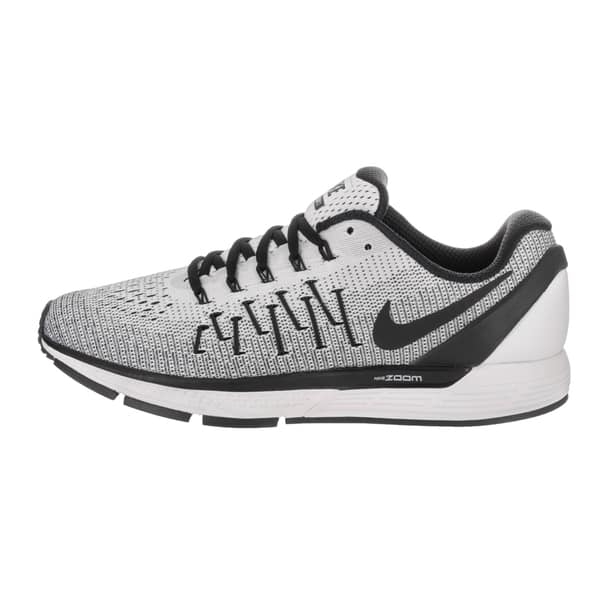 new styles 73e1f 855f4 Shop Nike Men's Air Zoom Odyssey 2 White Synthetic Leather ...