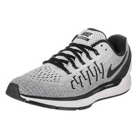 Nike Men's Air Zoom Odyssey 2 White Synthetic Leather Running Shoes