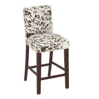Skyline Furniture Custom Bar Stool in Prints