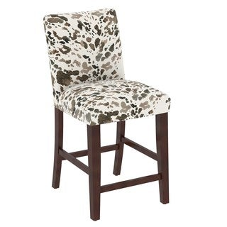 Skyline Furniture Custom Counter Stool in Prints