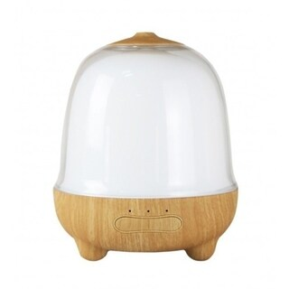 Euro Style Collection Ultrasonic 150ml Oil Diffuser with LED Light