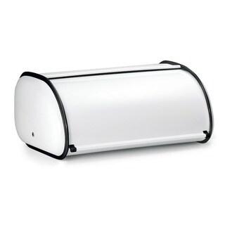 Premium White Steel Bread Bin