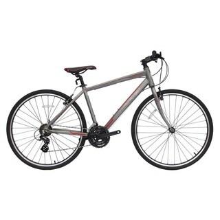 Micargi Cross 6.0 24-speed Beige Hybrid Bicycle