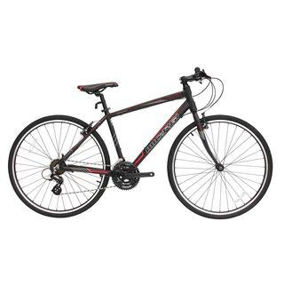 Micargi Cross 6.0 24-speed Black Hybrid Bicycle